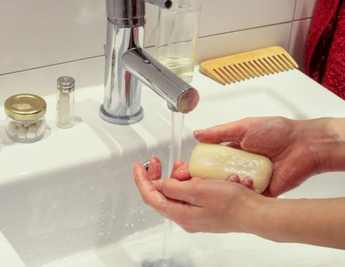 648 bars of soap