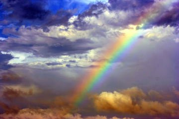 Somewhere Over the Rainbow…in Vermont