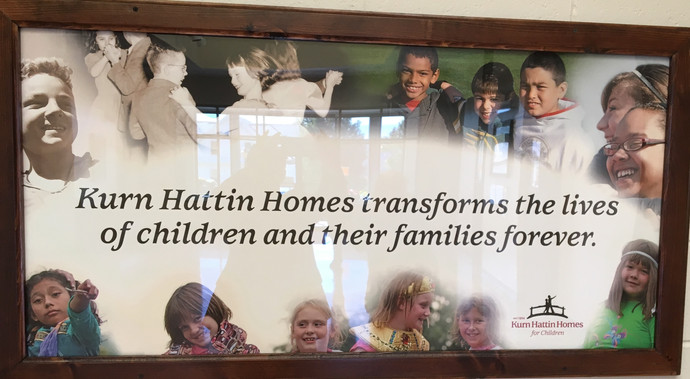 Do you know what the Kurn Hattin Homes for Children is?