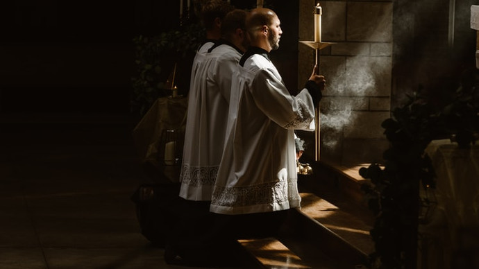 Two Deacons