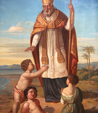 Be A Saint. Be a Saint Nicholas!