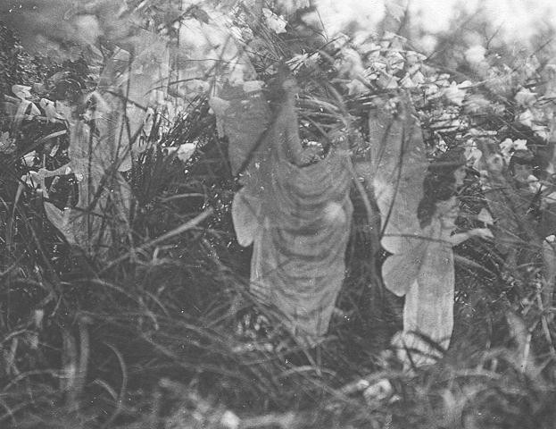 Cottingley Fairies as exposed by Melbourne Magician Nicholas J. Johnson