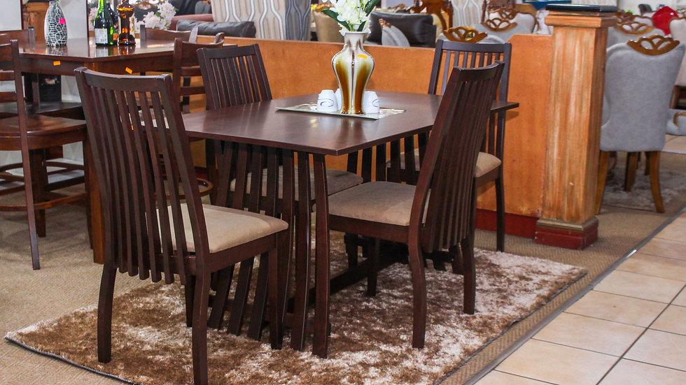 Bernice 5 Piece Dining Set