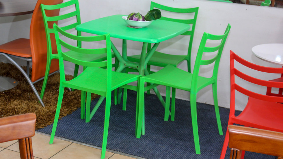Sousa 4 Piece Bistro Set