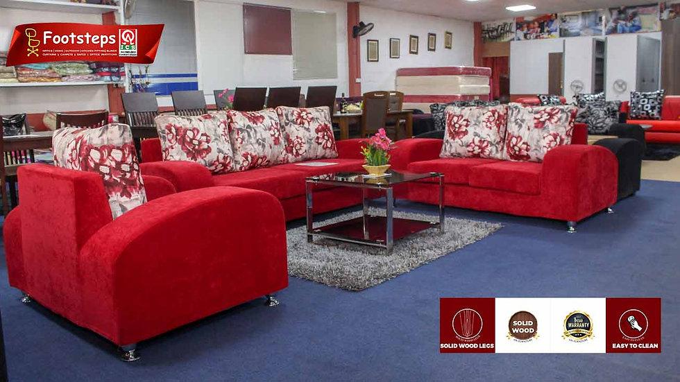 V Read Sofa