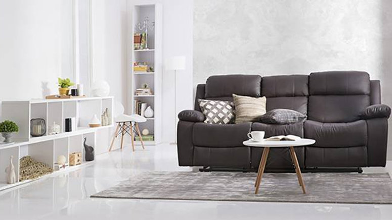 Robert Six Seater Recliner Sofa