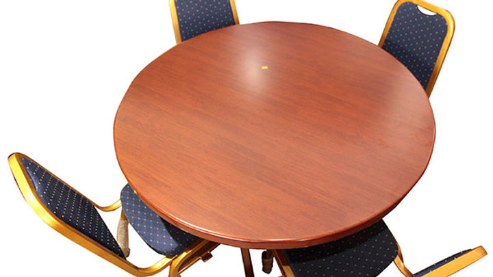 Executive Round Meeting Table