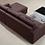 Thumbnail: New Design brown color fabric sofa