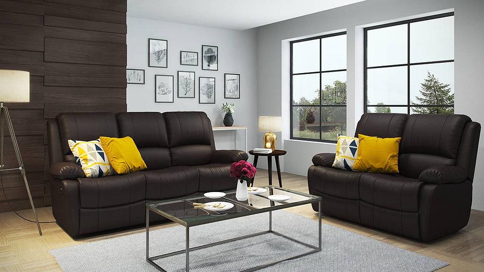 Tribbiani Recliner Sofa