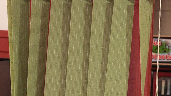 Fabrics Vertical Blinds