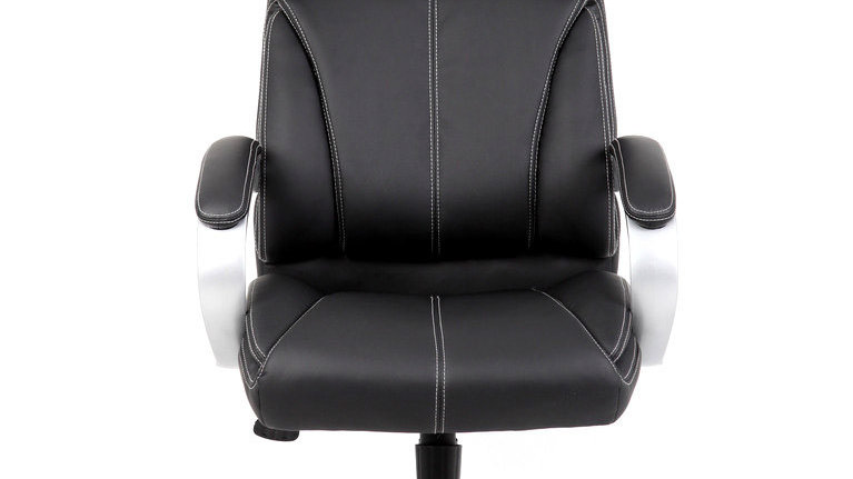 Cloud Leather Office Chair