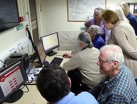 RLHS history computer workshop