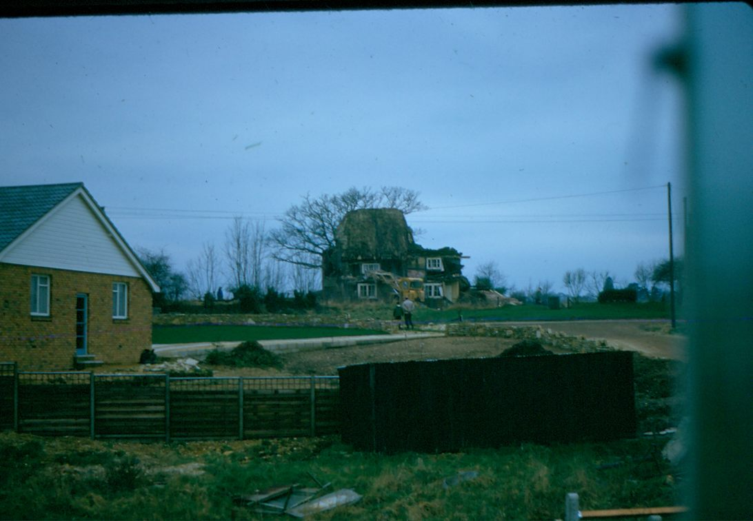Mystery Cottage 15830