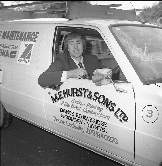 Hurst Van - Who is This?
