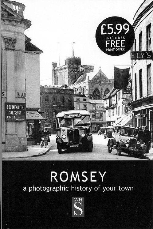 Romsey: a photographic history of your town