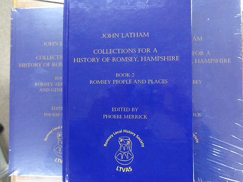 John Latham's Collections - Set of Four Books