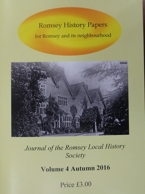 Romsey History Papers - Vol. 4