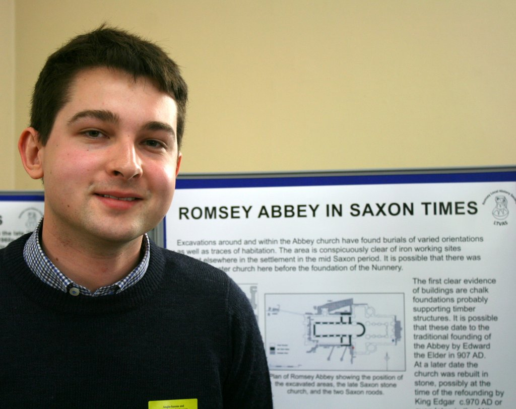 Anglo-Saxon Conference  Romsey UK 1