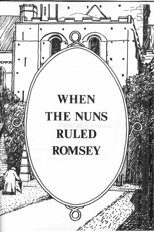 When the Nuns Ruled Romsey
