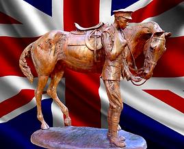 Romsey War Horse Memorial - photo Roy Romsey