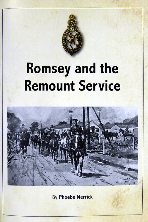 Romsey and the Remount Service