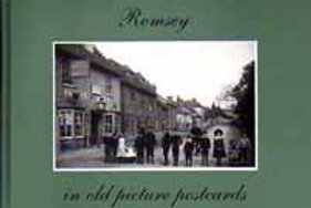 Romsey in old picture postcards