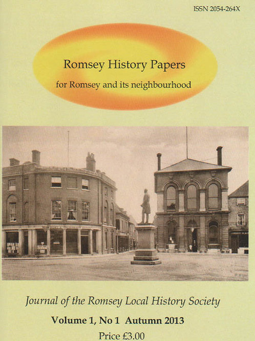Romsey History Papers Vol. 1