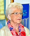 Joy Knowles receives Honorary Membership from Romsey Local History Society
