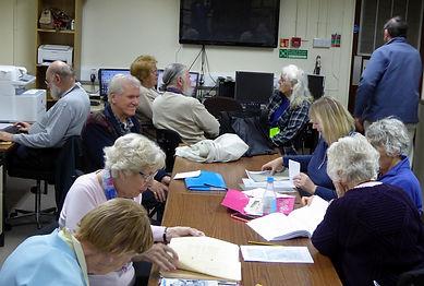 RLHS history workshop Romsey
