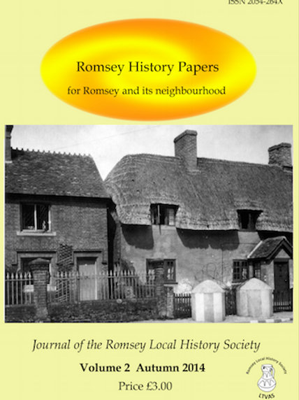 Romsey History Papers - Vol. 2