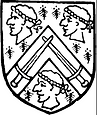 Coat of arms asociated with North Baddesley Hampshire UK