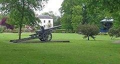 Ltvas Romsey War Memorial -  Roy Romsey