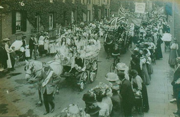 Mystery Parade