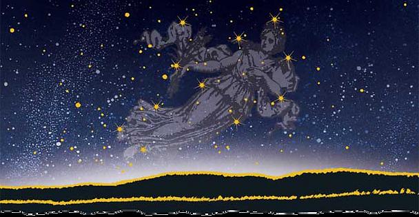乙女座と木星