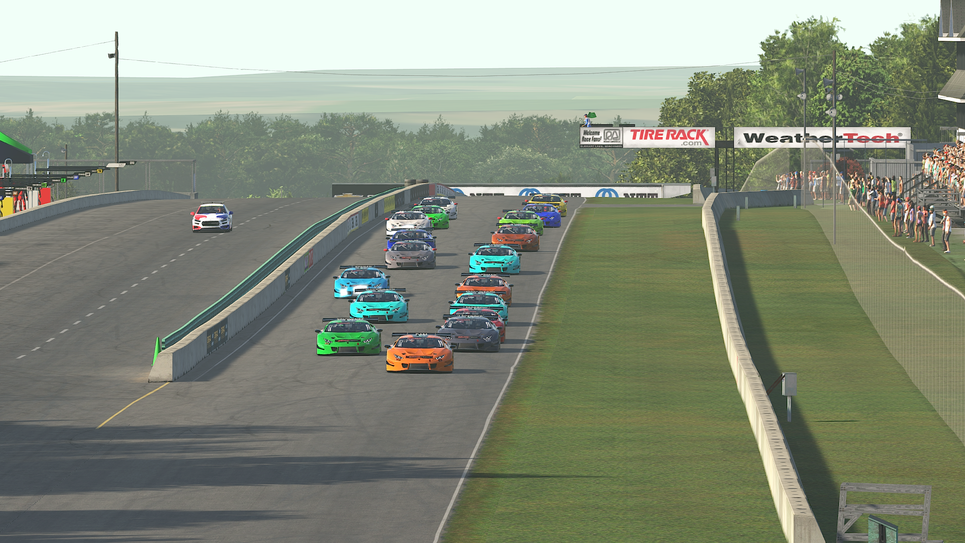 LTS Group Race 1