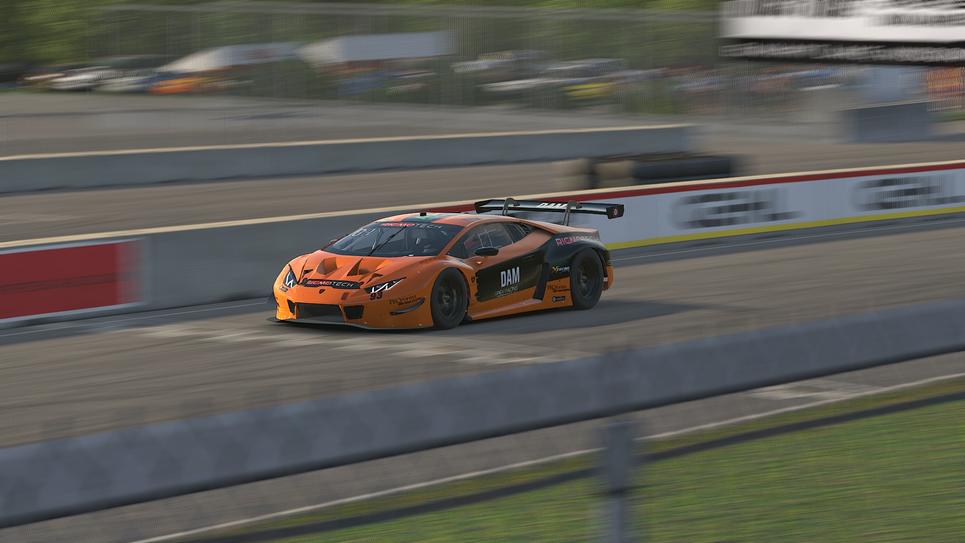 LTS R1 Pro Winner #93 Mike Dam / Orion Racing