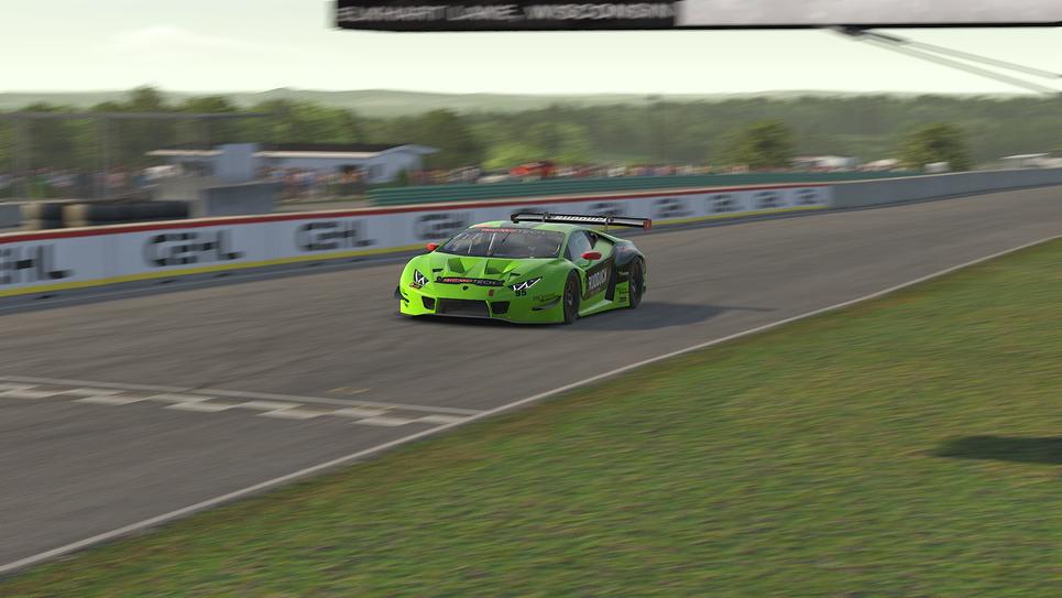 LTS R1 Open Winner #95 Russ Rudduck / Flying Tortoise Motorsports