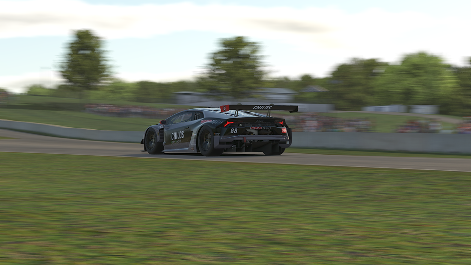 LTS R1 Open 2nd Place #88 Bobby Childs / D2D eRacing