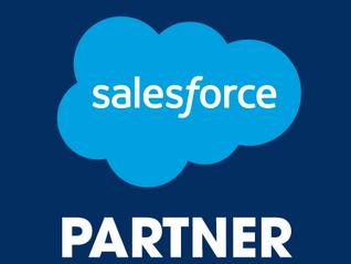 Salesforceコンサルティングパートナーに認定!
