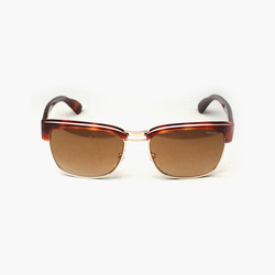 Brown Capped Sunglasses