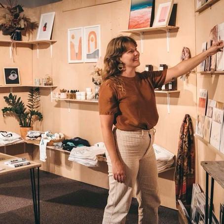 Emily Dunn of Memphis Modern Market Partners with Arrow Creative!