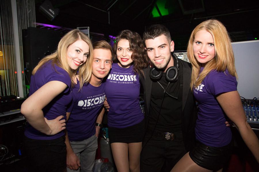 Discobase team