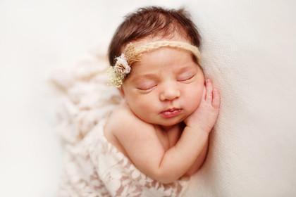 newborn fotoshoot Delft