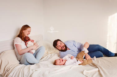 baby gezinsfotoshoot Delft