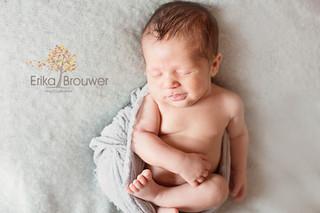 Tweeling newborn fotografie Delft