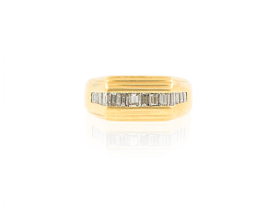 Diamond Men Ring
