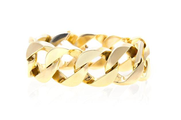 Verdura Curb Link Bracelet