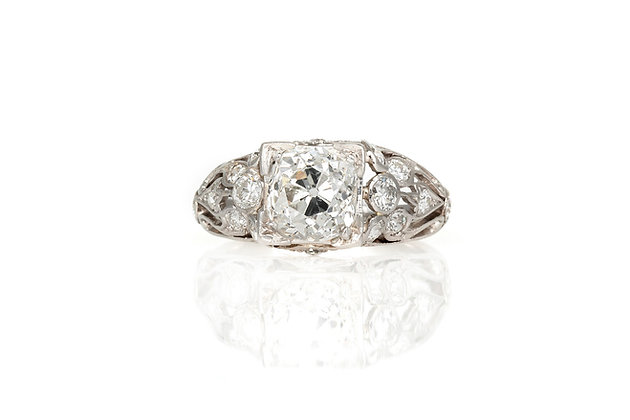 2.20 Carat Engagement Ring