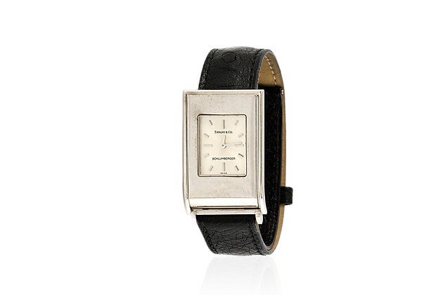 Schlumberger Tiffany & Co Ladies' Watch Front View