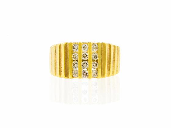Diamond Men Ring